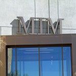 The entrance to Phoenix's Musical Instrument Museum