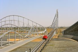 10 Fastest Roller Coasters Ever Assembled