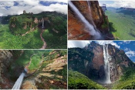 10 Tallest Waterfalls in the World