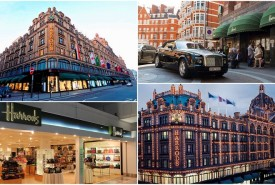 Best 20 Shopping Areas in London