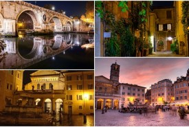 21 Romantic Things to do in Rome at Night