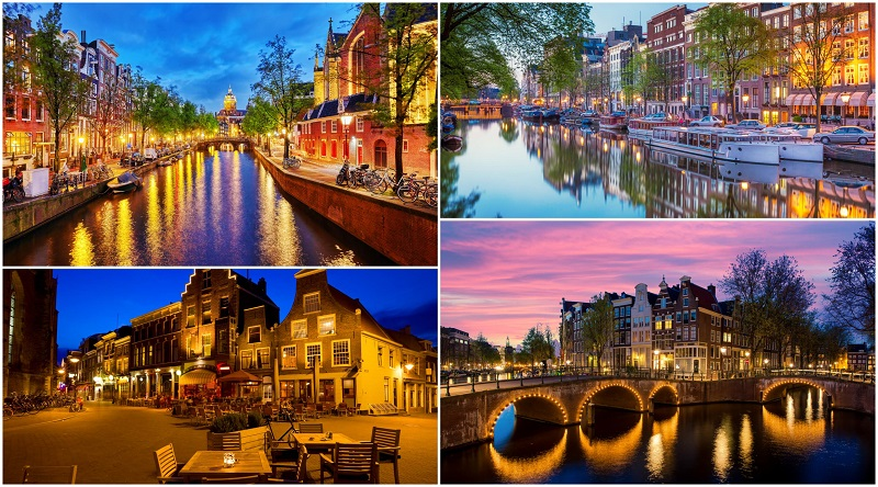 24 Fun Things To Do In Amsterdam At Night