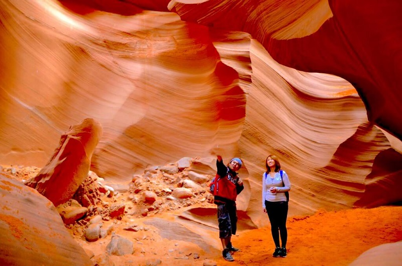 Image result for antelope canyon""