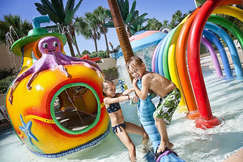 20 Best Myrtle Beach Family Resorts with Water Parks ...
