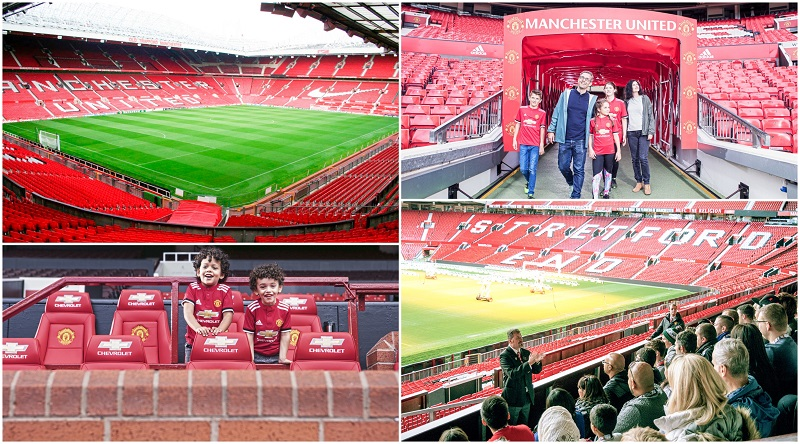 Manchester United Museum Old Trafford Stadium Tour Overseasattractions Com