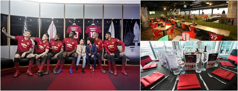 15+ Manchester United Stadium Tour