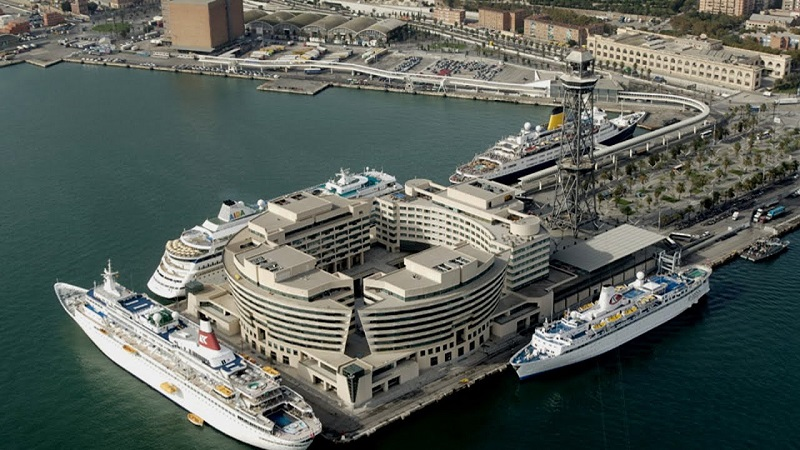 18 Best Hotels Near Barcelona Cruise Port with Shuttles    OverseasAttractions.com
