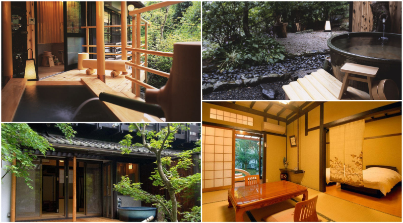 17 Best Kyoto Ryokan Private Onsen for Couples | OverseasAttractions.com