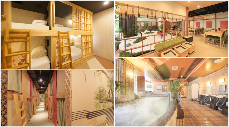 17 Best Capsule Hotels In Tokyo With Onsen