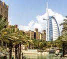 Private Tour: Dubai City Sightseeing Including Burj Khalifa 'At the Top' Visit and Monorail Ride