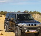 Pinnacles Hummer 4WD Day Trip from Perth Including Moore River and Caversham Wildlife Park