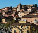 Small Group Day Trip to Luberon Villages including Lavender Museum Visit from Arles